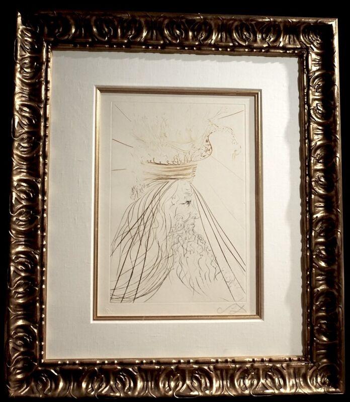 Salvador Dalí, 'Tristan et Iseult King Marc', 1970, Print, Etching, Fine Art Acquisitions Dali