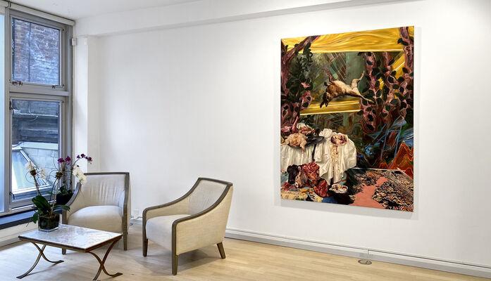 Of Folly, Fortune, Glory, Ruin: William Buchina and Christina Nicodema, installation view