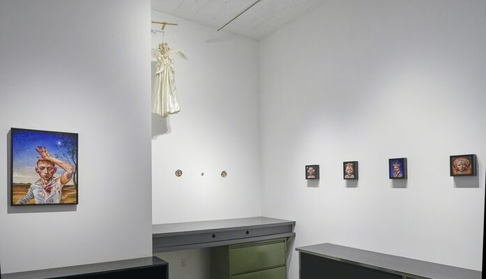 We Tell Ourselves Stories...In Order to Live, installation view
