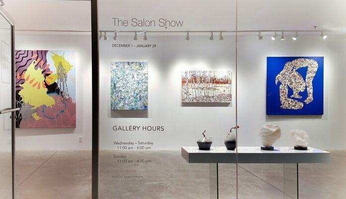 The Salon Show, installation view