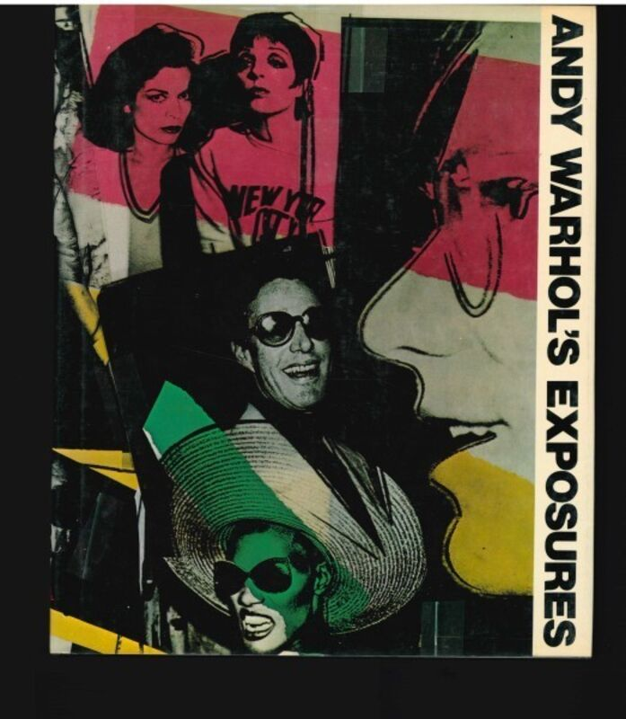 Andy Warhol, 'Andy Warhol's Exposures.', 1979, Books and Portfolios, Paper, Potterton