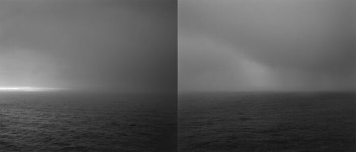 John Colao, 'Untitled (Big Sur Diptych)', 2001/Printed 2018