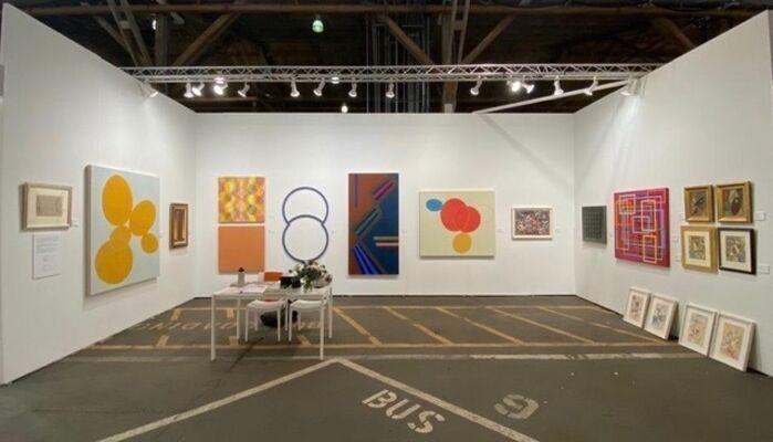 Hutchinson Modern at UNTITLED, ART San Francisco 2020, installation view