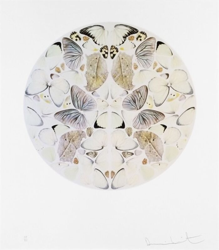 Damien Hirst, 'Canon', 2015, Print, Giclee print with glaze, The Drang Gallery