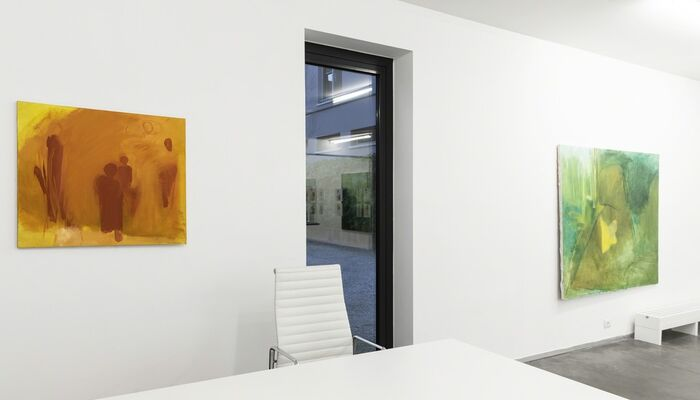 Artefacts, installation view