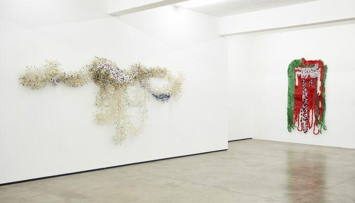 Across Borders, installation view
