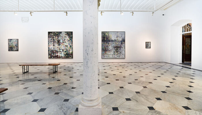 Any Day Now, installation view
