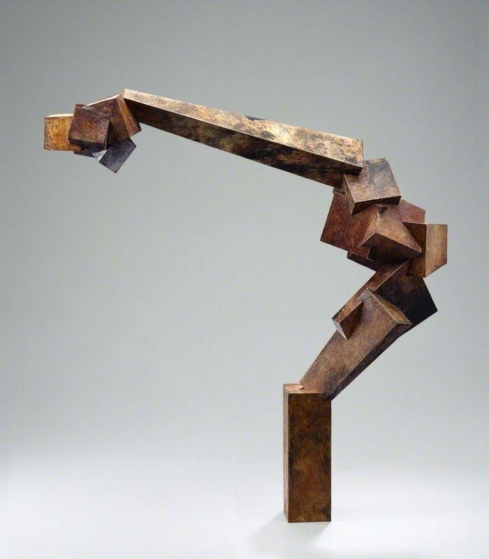 Bruce Beasley, 'Foray', 1993, Sculpture, Cast bronze, Atrium Gallery