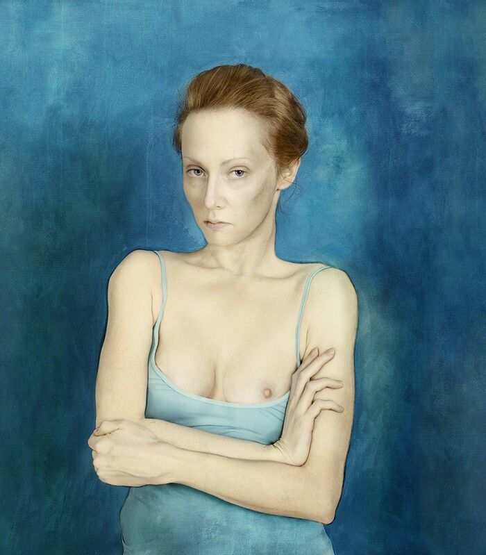 Katerina Belkina, 'For Picasso', 2007, Photography, Archival Pigment Print on Hahnemühle Museum Etching, Faur Zsofi Gallery