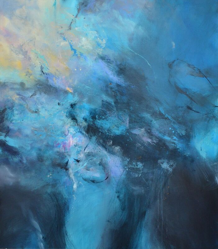 Janette Kerr, 'Secrets to be told', ca. 2014, Painting, Oil on canvas, Cadogan Contemporary