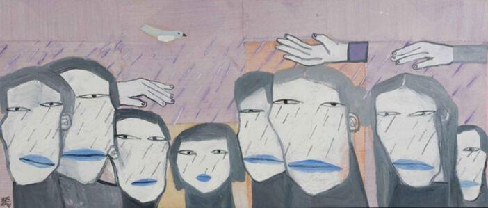 Dang Xuan Hoa, 'Immediately Family', 2008