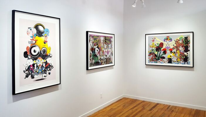 PHUNK, installation view