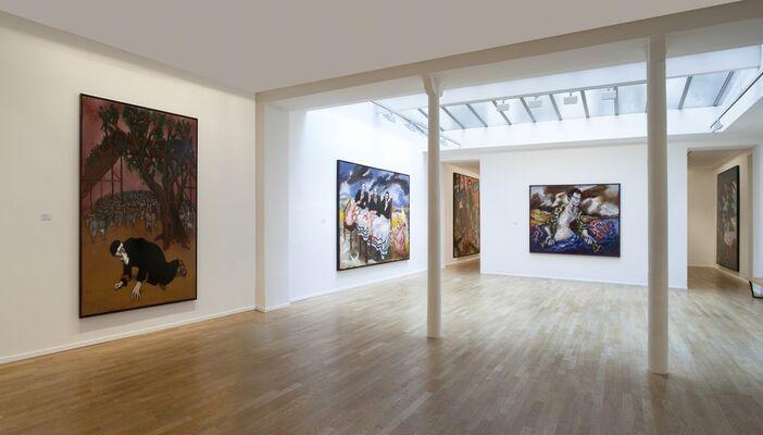 Zeugma, installation view
