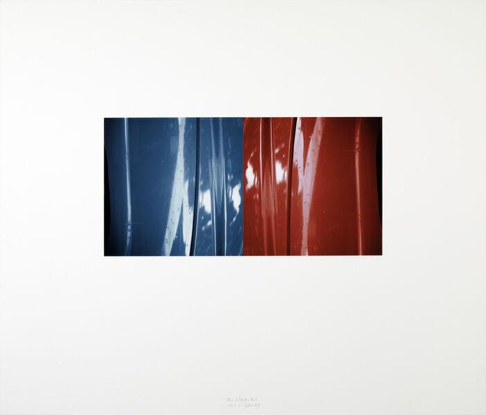 Jan Dibbets, 'S-Color A9', 1976/2010
