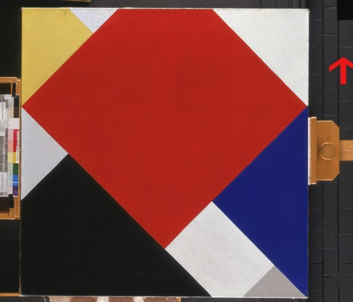 Theo Van Doesburg, 'Counter-composition V', 1924