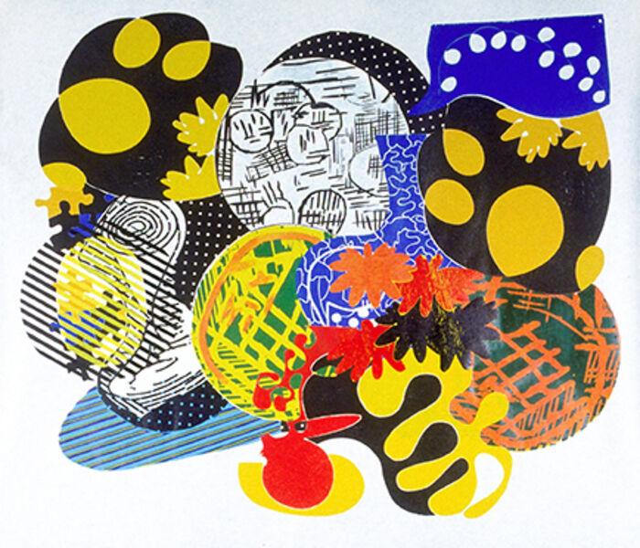 Judy Pfaff, 'Six of One – Meloné', 1987