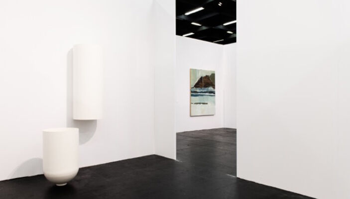 Galerie Crone at Art Cologne 2019, installation view