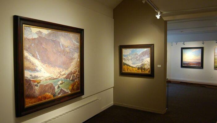 John Taft, installation view