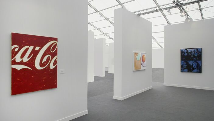 Eykyn Maclean at Frieze New York 2017, installation view