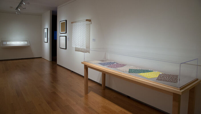 Anni Albers: Connections, installation view