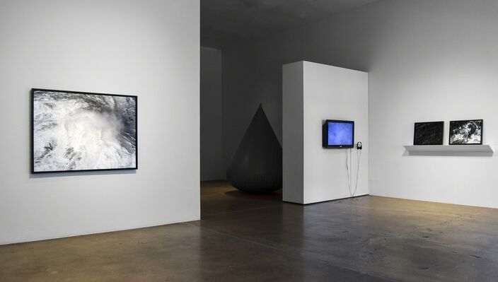 Kevin O'Connell: Inundation, installation view