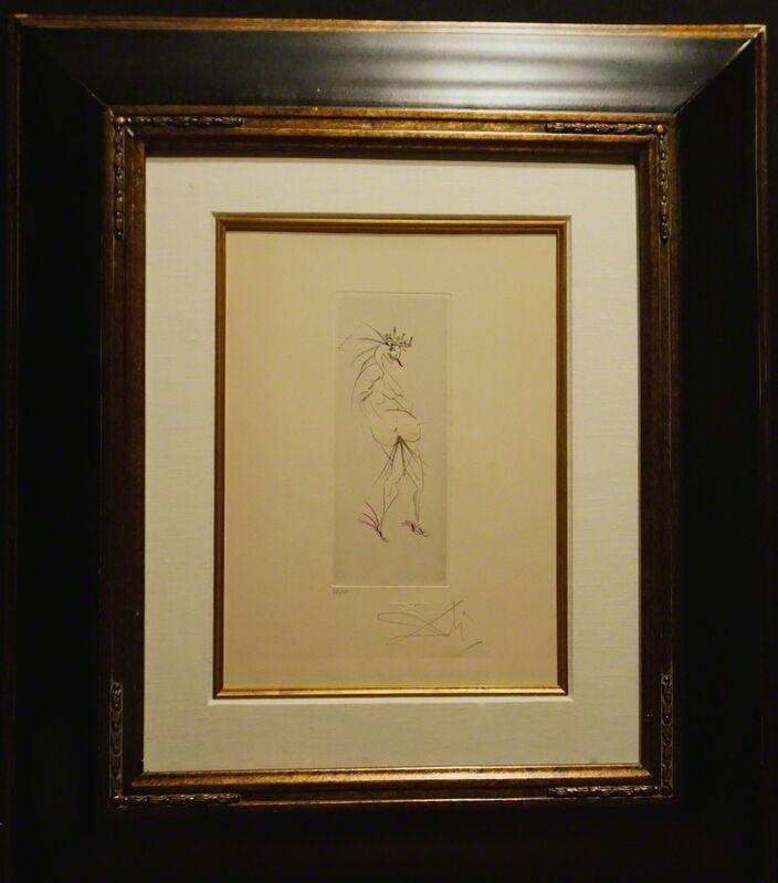 Salvador Dalí, 'Faust Vignettes Grotesque', 1969, Print, Etching, Fine Art Acquisitions Dali
