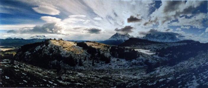 Macduff Everton, 'Vista from Sierra del Toro, Paine Massif, Torres del Paine National Park, 2/5ed ', 2001