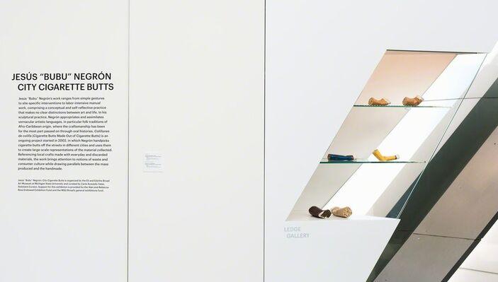 EMBAJADA at Material Art Fair 2018, installation view