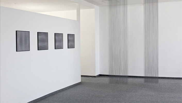 TRANSDUCER. Jan van Munster [NL] + Julius Stahl [DE], installation view