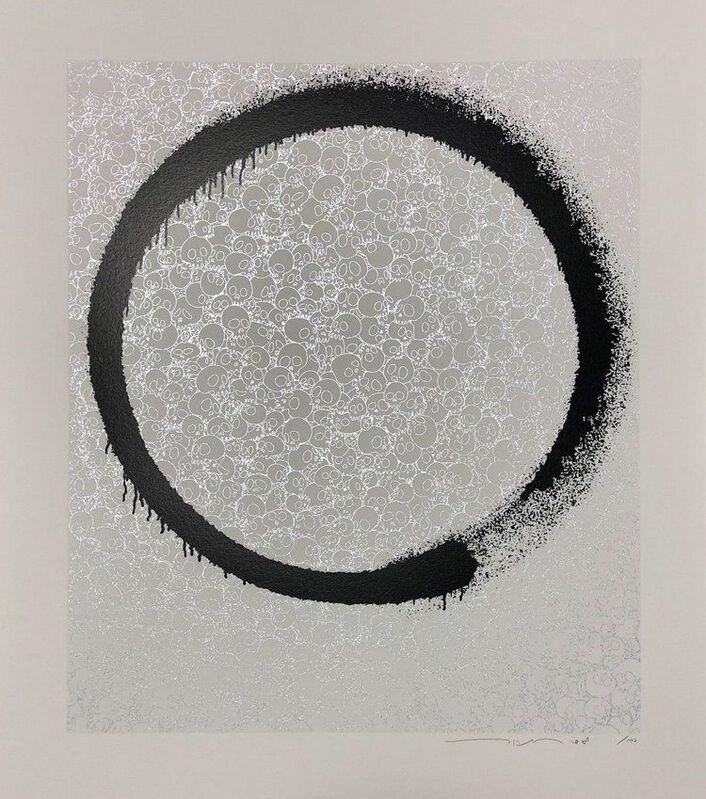 Takashi Murakami, 'Enso: A World Filled With Light', 2018, Print, Silkscreen, Lougher Contemporary