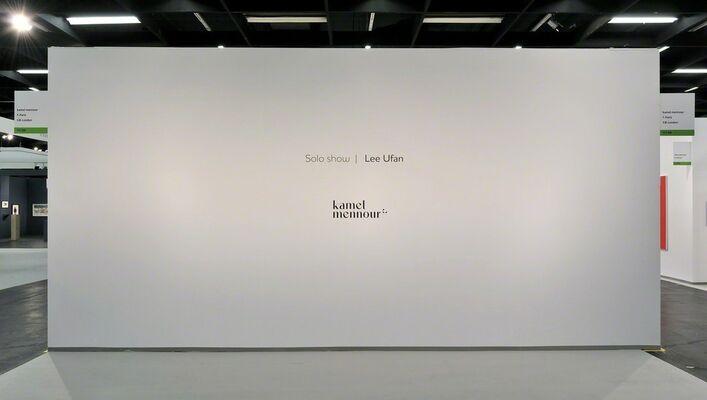 kamel mennour at Art Cologne 2019, installation view