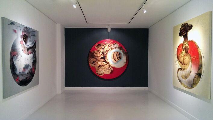 "Ertuğrul Ateş ""LOVE & LOVE"", installation view"