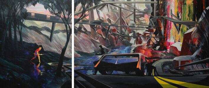 Will Barras, 'Thermoplastic Vista', 2016