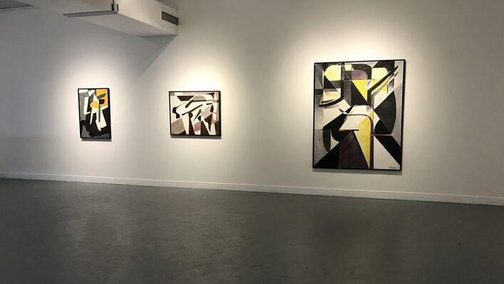 Geometria Lirica, installation view