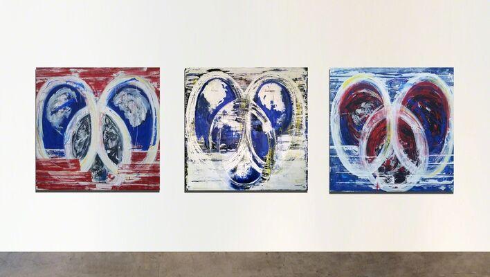 Galerie Olivier Waltman   Waltman Ortega Fine Art at Art Miami 2018, installation view