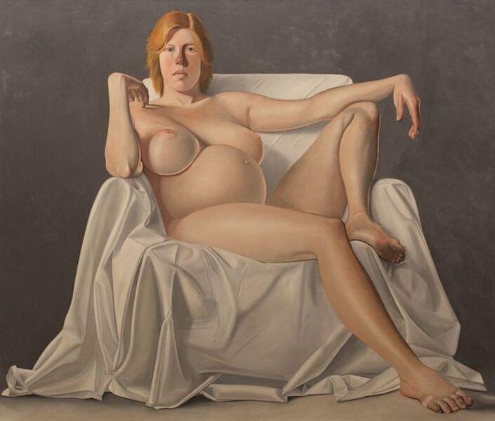 Alfred Leslie, 'Brenna Gordon', 1984