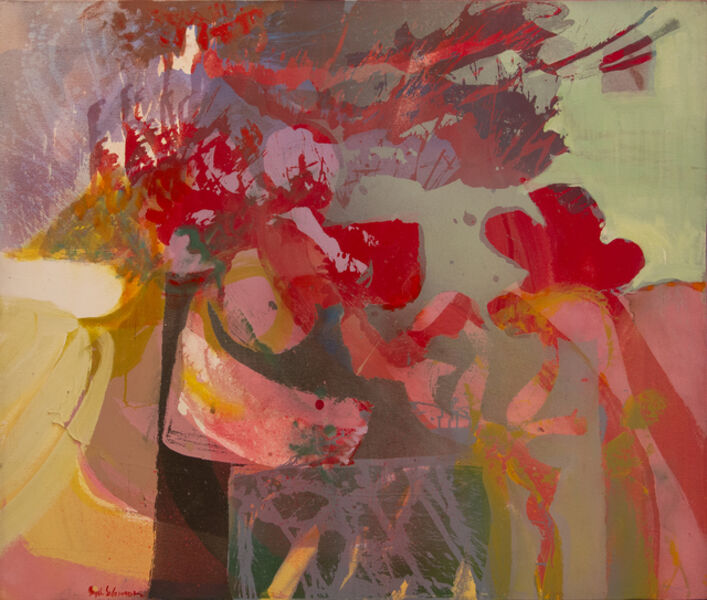 Syd Solomon, 'Useppa Island, Tropical Springtime', 1982-1983