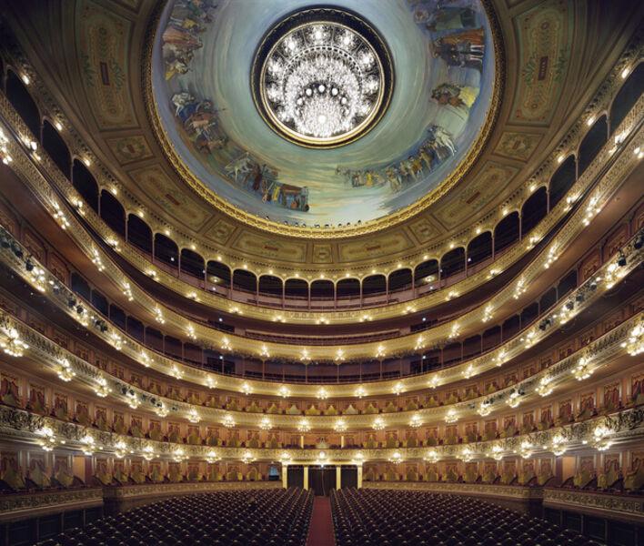 David Leventi, 'Teatro Colon, Buenos Aires, Argentina', 2010