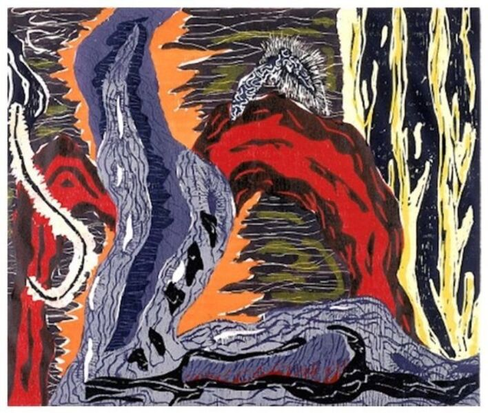 Gregory Amenoff, 'Chamber', 1985