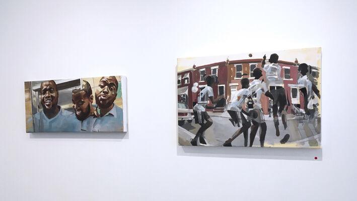 JEWEL BOX // New Works by RU8ICON1, installation view