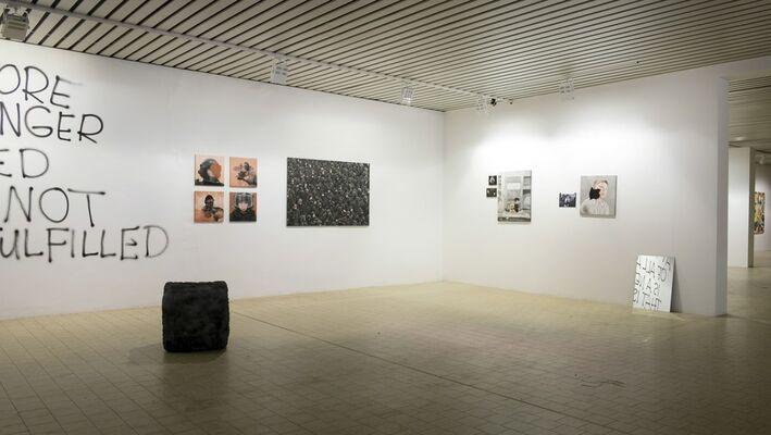 Echos, installation view