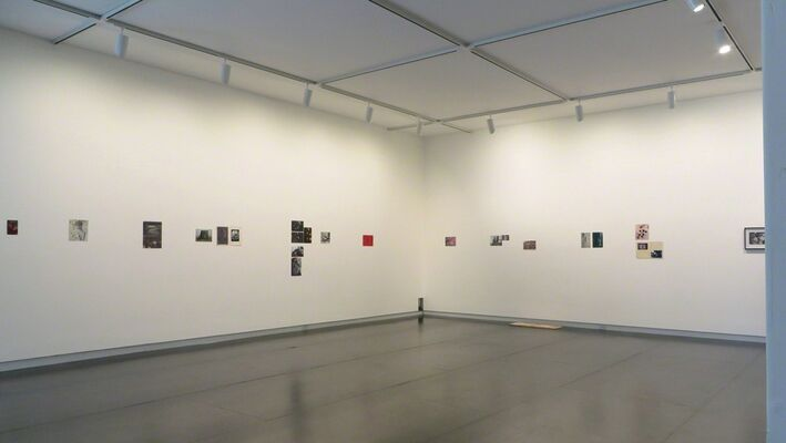 another furrow in the forehead, installation view
