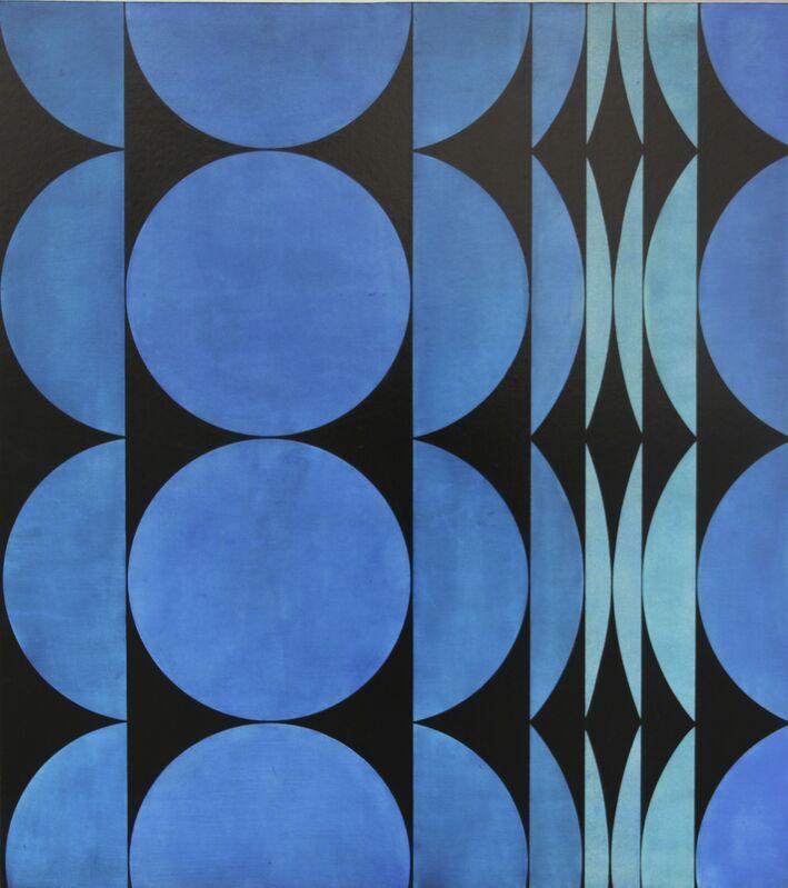 Ubi Bava, 'Untitled', 1969, Painting, Oil on Duratex, Graphos