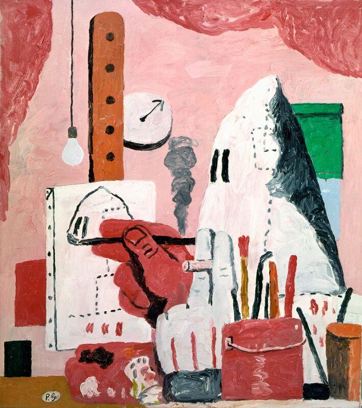 Philip Guston, 'The Studio', 1969, Painting, Oil on canvas, Louisiana Museum of Modern Art