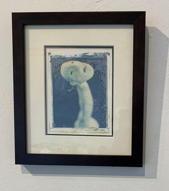 Nancy Larrew, 'Crossing Over 2', 2021, Photography, Polaroid transfer, bG Gallery