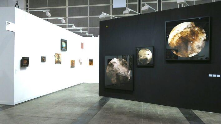 TKG+ at Art Basel in Hong Kong 2017, installation view