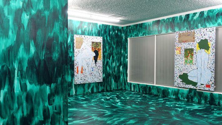 CHRIS LUX / ABSINTHE, installation view