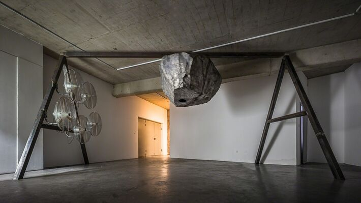 ORION, installation view