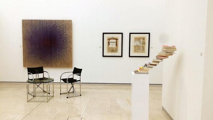 Mario Mauroner Contemporary Art Salzburg-Vienna at Art Austria 2016, installation view