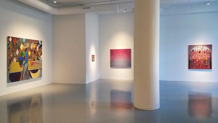 Shai Azoulay, installation view